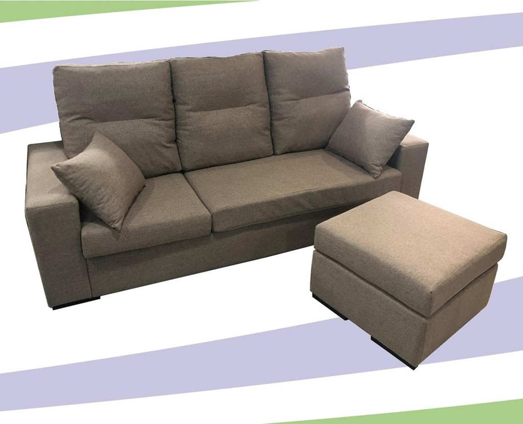 Foto 3 SOFA CHAISELONGE REVERSIBLE MOD.RAQ.